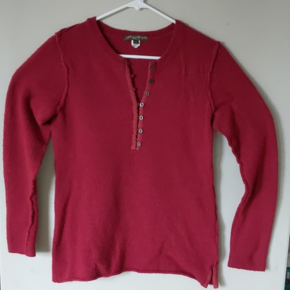 Eddie Bauer Sweaters - Eddie Bauer! Lambs wool